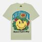 Мужская футболка Chinatown Market Smiley Planter Tea Green фото - 0