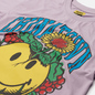 Мужская футболка Chinatown Market Smiley Planter Purple фото - 1
