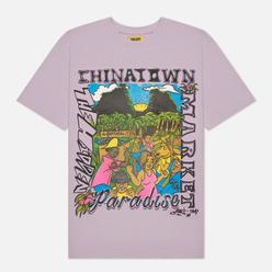 Мужская футболка Chinatown Market Mad Riddim Purple