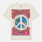 Мужская футболка Chinatown Market Peace On Earth Clouds Cream фото - 0