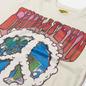 Мужская футболка Chinatown Market Peace On Earth Clouds Cream фото - 1