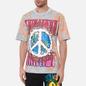 Мужская футболка Chinatown Market Peace On Earth Tie-Dye Tie Dye фото - 2