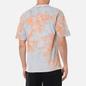 Мужская футболка Chinatown Market Peace On Earth Tie-Dye Tie Dye фото - 3