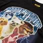Мужская футболка Chinatown Market Dawg Lightning Arc Black фото - 1