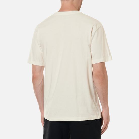 Мужская футболка Chinatown Market Peace Guy Flame Arc Cream