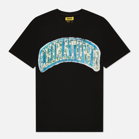 Мужская футболка Chinatown Market Chinatown Arc Island Black