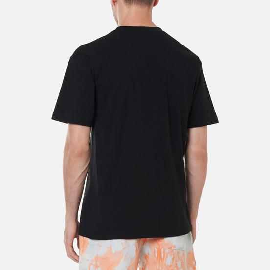 Мужская футболка Chinatown Market Smiley Tape Player Black