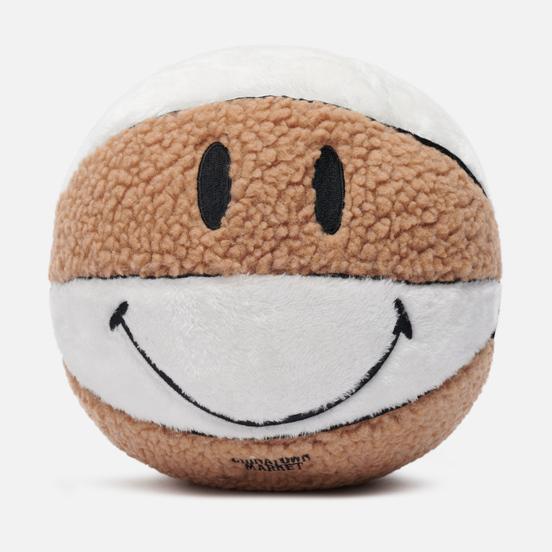 Мяч Chinatown Market Smiley Sherpa Tan