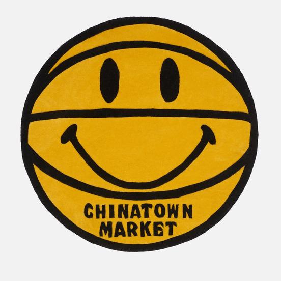 Ковер Chinatown Market Smiley Basketball Yellow