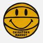 Ковер Chinatown Market Smiley Basketball Yellow фото - 0