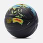 Баскетбольный мяч Chinatown Market Smiley Global Citizen Heat Map Black фото - 1