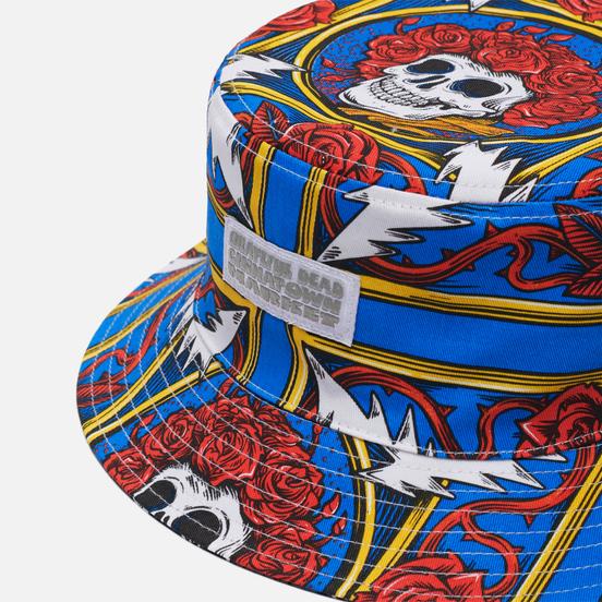 Панама Chinatown Market x Grateful Dead Border Bandana Multicolor