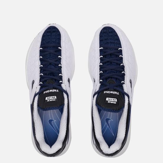 Кроссовки Nike Air Max Tailwind V SP White/Midnight Navy/Midnight Navy/Black