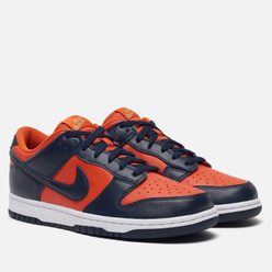 Мужские кроссовки Nike Dunk Low SP Champ Colors University Orange/Marine/Marine
