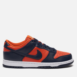 Кроссовки Nike Dunk Low SP Champ Colors University Orange/Marine/Marine