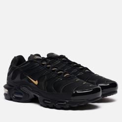 Мужские кроссовки Nike Air Max Plus Black/Team Gold