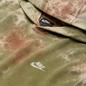 Мужская толстовка Nike Tie-Dye Hoodie Medium Olive/White фото - 1