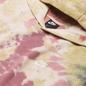 Мужская толстовка Nike Tie-Dye Hoodie Dark Beetroot/White фото - 1