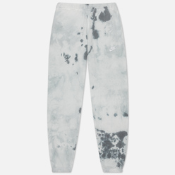 Мужские брюки Nike Club Fleece Tie-Dye Light Smoke Grey/Iron Grey/White