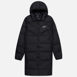 Мужской пуховик Nike Down-Fill Windrunner Black/Black/Black/Black