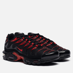 Мужские кроссовки Nike Air Max Plus Black/University Red