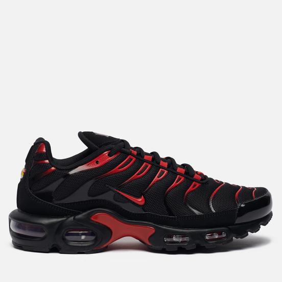 Мужские кроссовки Nike Air Max Plus Black/University Red