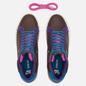 Кроссовки Nike SB Zoom Blazer Mid Premium Baroque Brown/White/Green Abyss фото - 1
