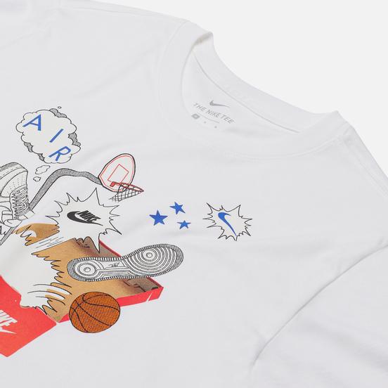 Мужская футболка Nike Shoebox Photo White