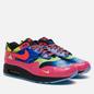 Мужские кроссовки Nike Air Max 1 Premium Chinese New Year Longevity Game Royal/Laser Crimson/Black фото - 0
