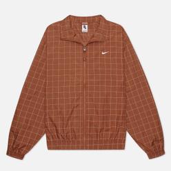 Мужская куртка ветровка Nike NRG Flash Light British Tan