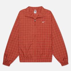 Мужская куртка ветровка Nike NRG Flash Firewood Orange