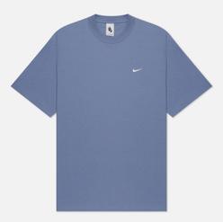 Мужская футболка Nike NRG Solo Swoosh Stellar Indigo