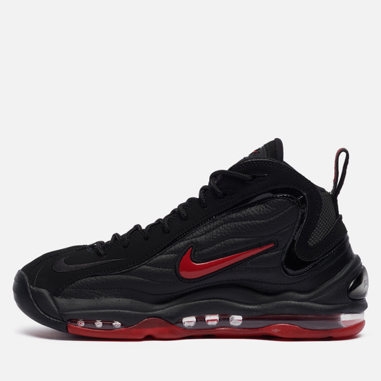 Мужские кроссовки Nike Air Total Max Uptempo Bred Black/Varsity Red/Black