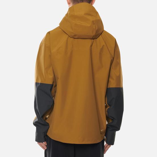 Мужская куртка ветровка Nike ACG NRG Misery Rdge Gore-Tex Golden Beige/Anthracite/Black