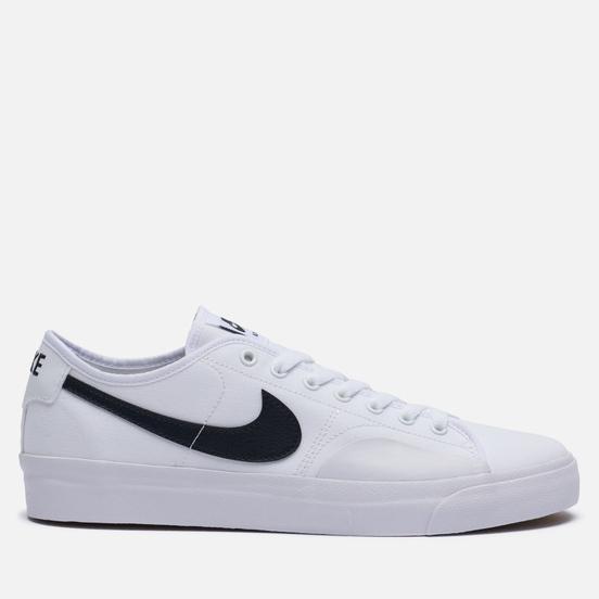 Мужские кроссовки Nike SB BLZR Court White/Black/White/Black