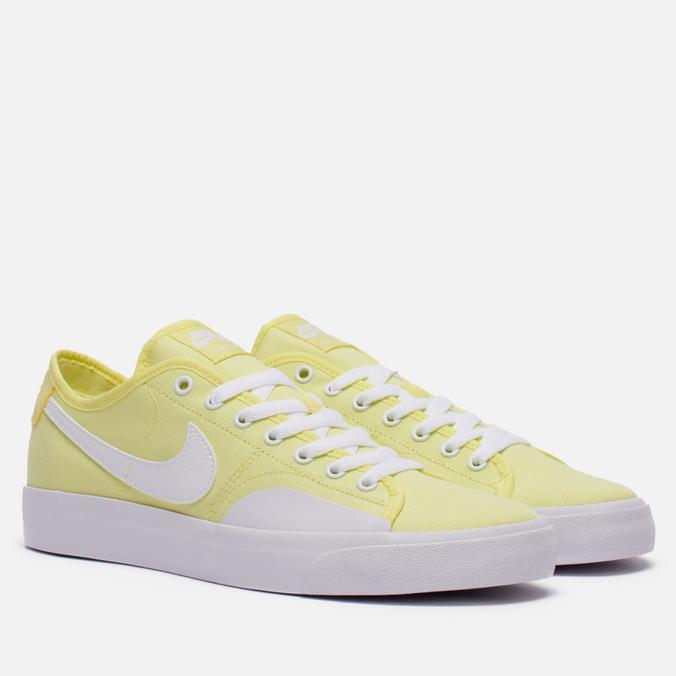 Кроссовки Nike SB BLZR Court Light Citron мужские кроссовки nike blzr court