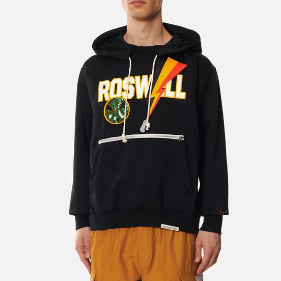 Мужская толстовка Nike Roswell Rayguns Dri-Fit Premium Hoodie Black