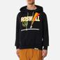 Мужская толстовка Nike Roswell Rayguns Dri-Fit Premium Hoodie Black фото - 2