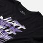 Мужская футболка Nike Dri-Fit Metallic Just Do It Black фото - 1