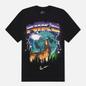 Мужская футболка Nike Howlin Moon Ball Black фото - 0