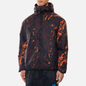 Мужская куртка ветровка Nike ACG NRG Insulated All Over Print Deep Burgundy фото - 2