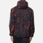 Мужская куртка ветровка Nike ACG NRG Insulated All Over Print Deep Burgundy фото - 3