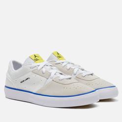Мужские кроссовки Jordan Series 01 Dear Larry Sail/White/Game Royal/Opti Yellow