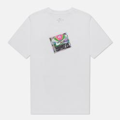 Мужская футболка Nike Music CD White