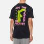 Мужская футболка Nike Music Tour Wash Black фото - 4