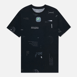 Мужская футболка Nike Music All Over Print Black