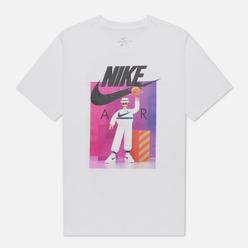 Мужская футболка Nike Airman Futura White