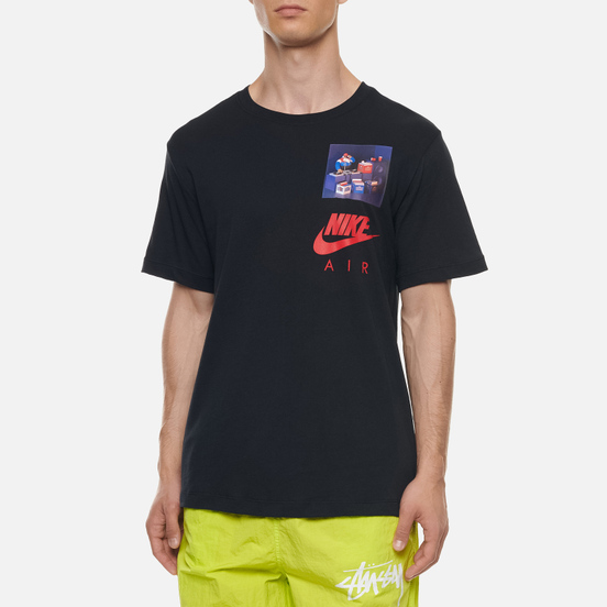 Мужская футболка Nike Airman DJ Black