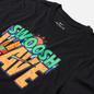 Мужская футболка Nike Summer Wave Black фото - 1