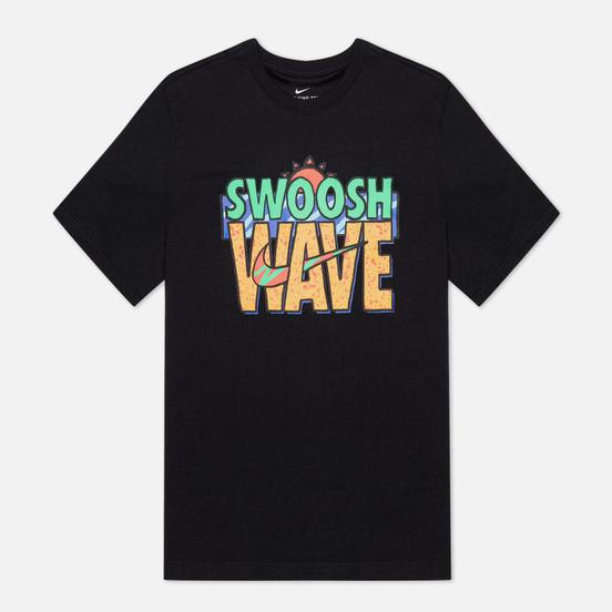 Мужская футболка Nike Summer Wave Black